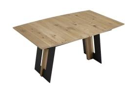 Esstisch Romy/Runa aus Kerneiche, mit ausziehbarer Tischplatte