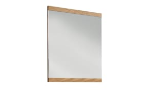 Spiegel Montana Set 7 aus Wildeiche, 68 x 80 cm
