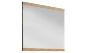 Spiegel Montana Set 4 aus Wildeiche, 99 x 80 cm