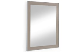 Spiegel Santina Set 3 in taupe, 60 x 77 cm