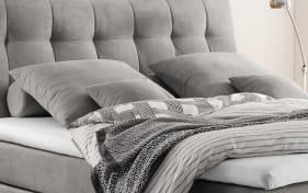 Kissenset Malibu 2 in light grey