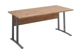 Schreibtisch 7005 in Artisan Oak Nachbildung
