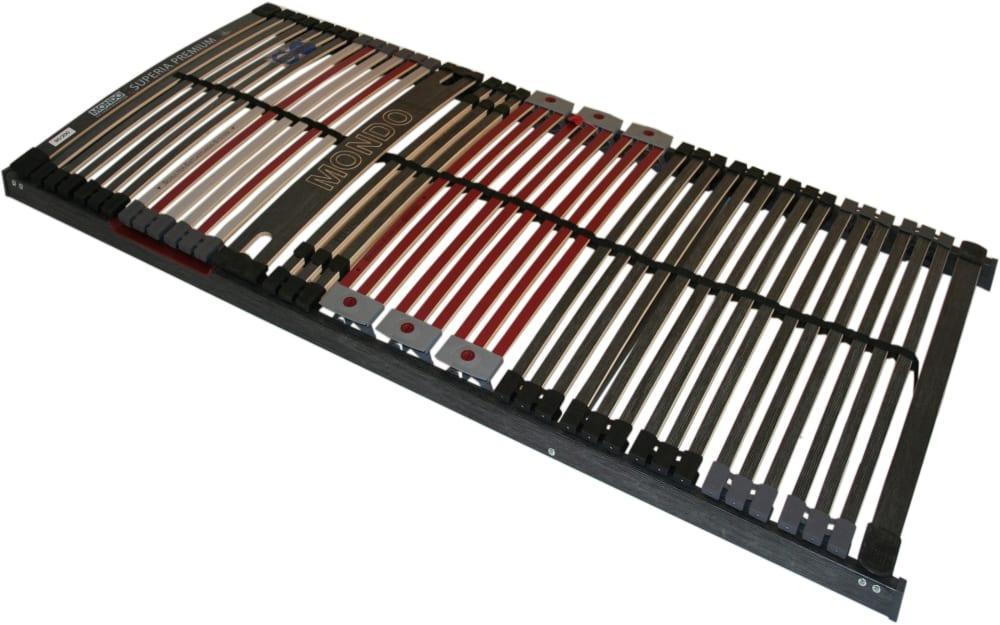 Lattenrost 4080 in ca. 90 x 200 cm, nicht verstellbare Ausführung