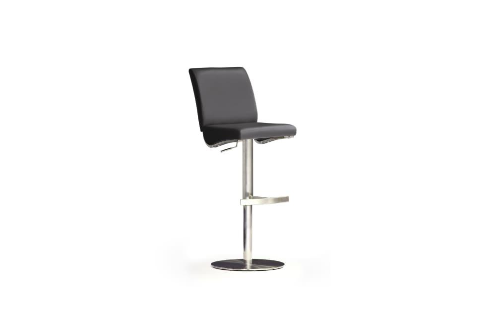 MCA furniture Barhocker Diaz in schwarz