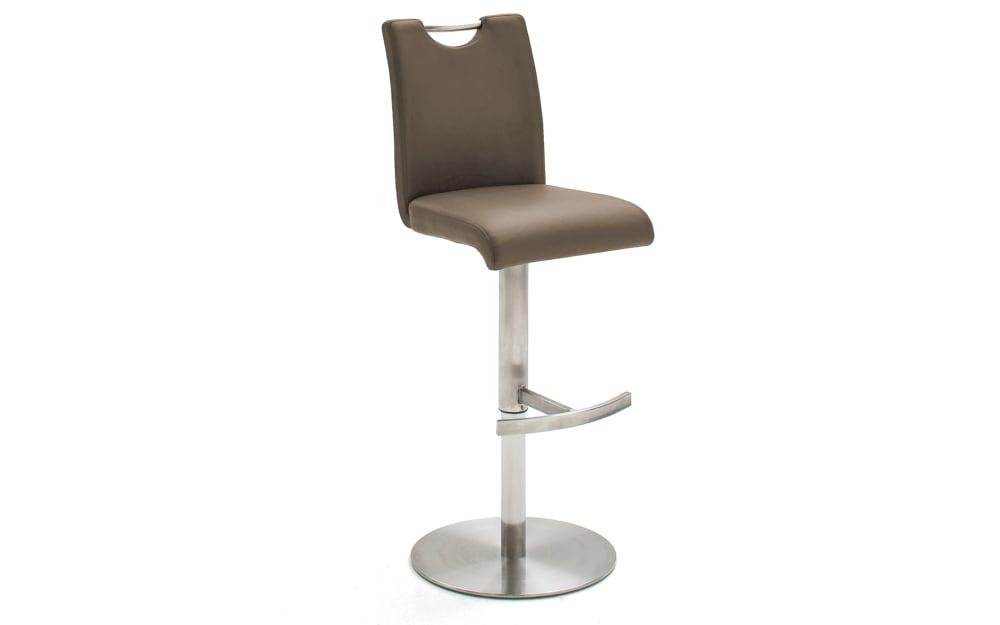 MCA furniture Barhocker Alesi in cappuccino