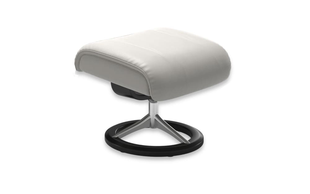 Stressless Hocker Aura in Cori off white