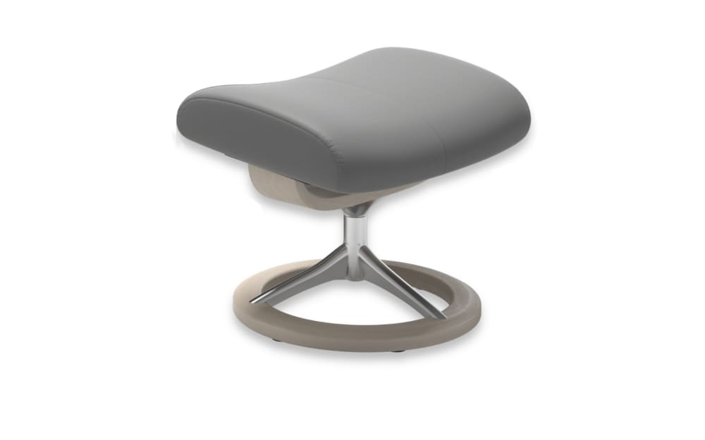 Stressless Hocker Dover in Batick wild dove