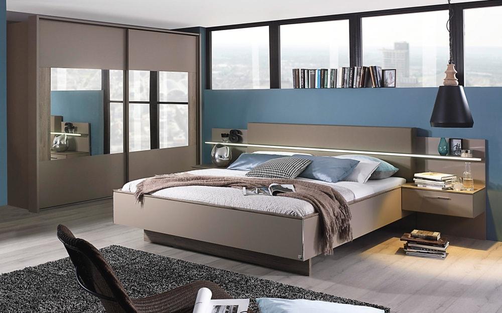 Rauch orange Schlafzimmer Elissa 06 in fango