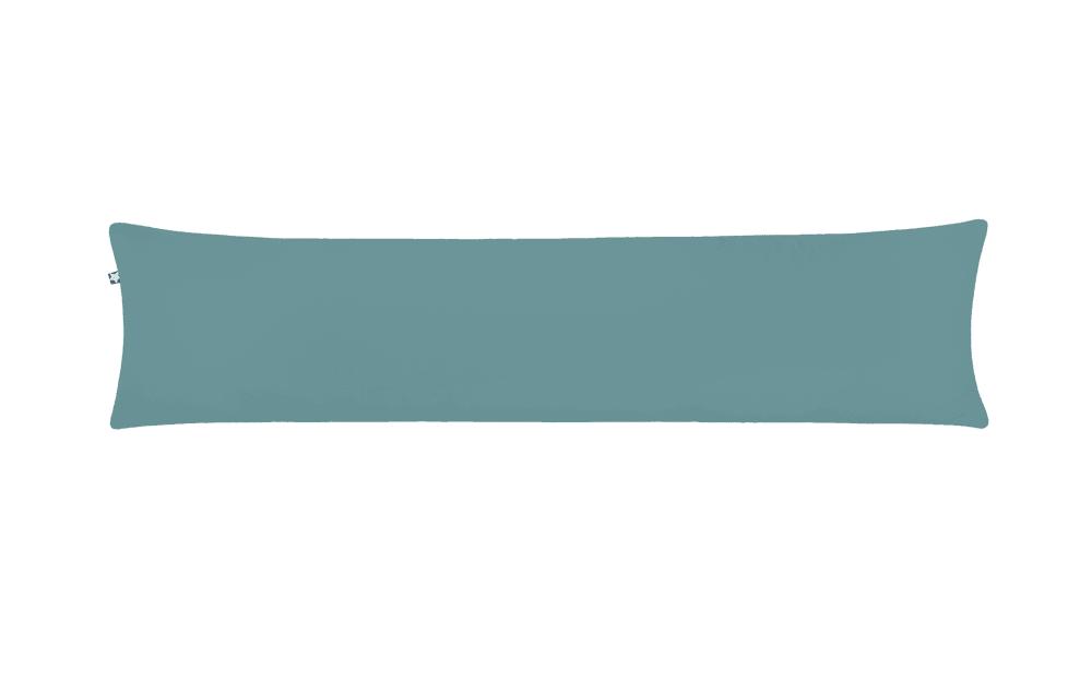 Julius Zoellner Seitenschläferkissen in Pique Greenery