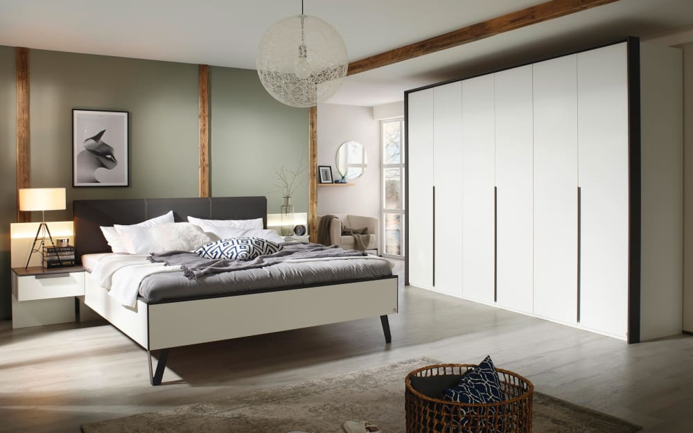 Vito Schlafzimmer 4010 in alpinweiß