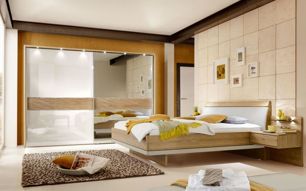Mondo Schlafzimmer 4028 in Eiche natur