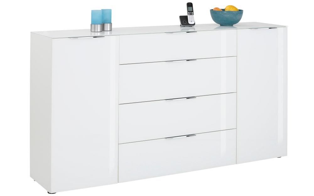 Maja Kommode Trend in weiß, ca. 180 cm Breit