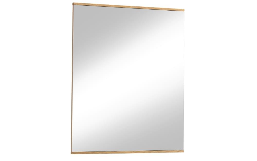 Voss Möbel Spiegel Vedo Set 2 aus massiver Eiche, 68 x 82 cm