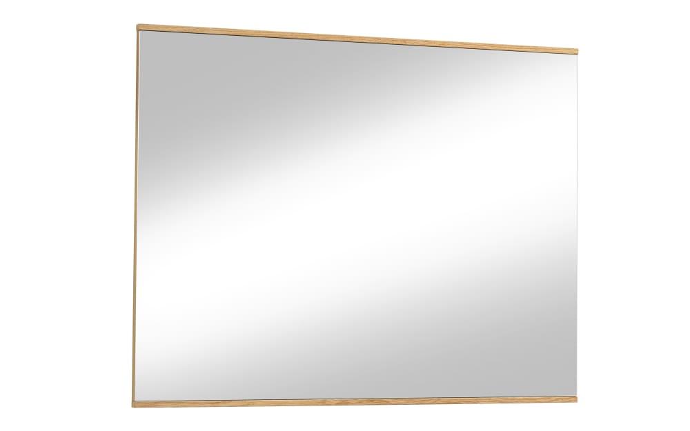 Voss Möbel Spiegel Vedo Set 8 aus massiver Eiche, 97 x 75 cm