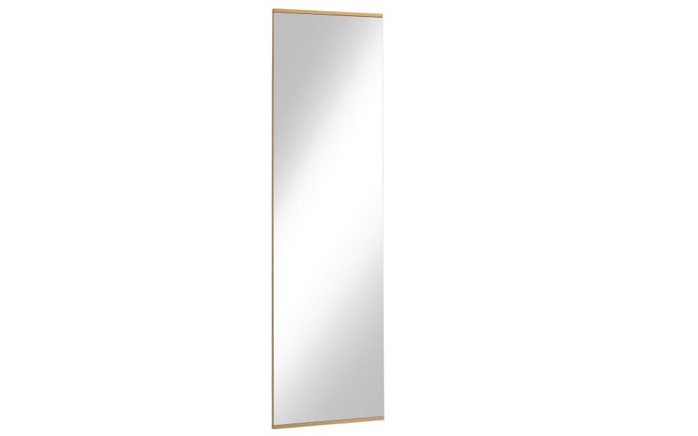 Voss Möbel Spiegel Vedo Set 6 aus massiver Eiche, 41 x 140 cm