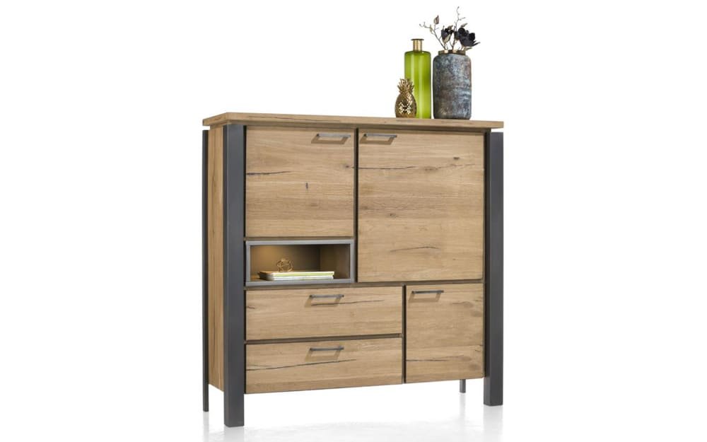 Mondo Highboard 3026 in Eiche