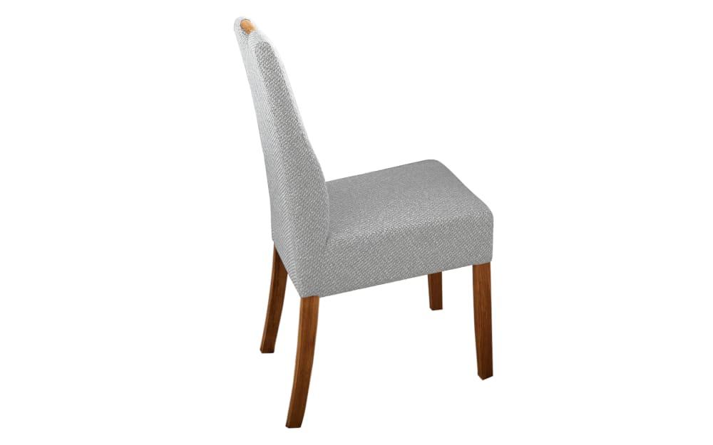 Niehoff Stuhl Molino in grey/Wildeiche