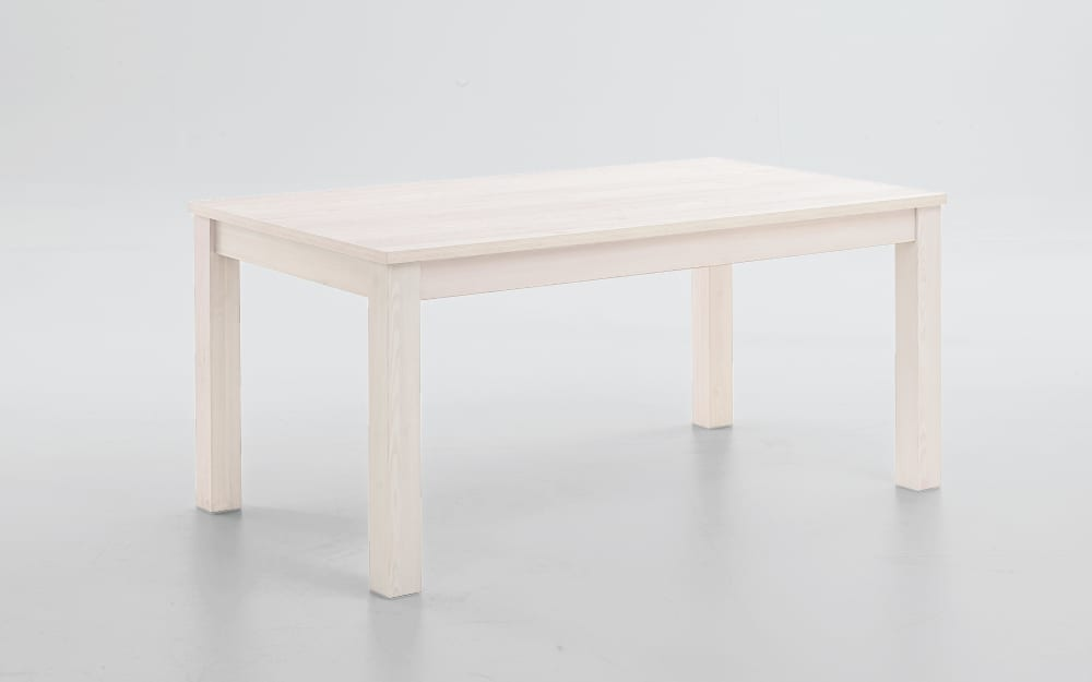 Niehoff Esstisch Dekora in weiß