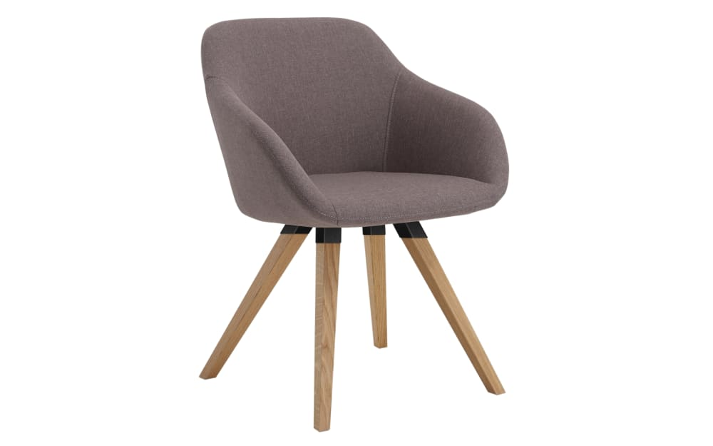 Mondo Design-Sessel 3011 in fango