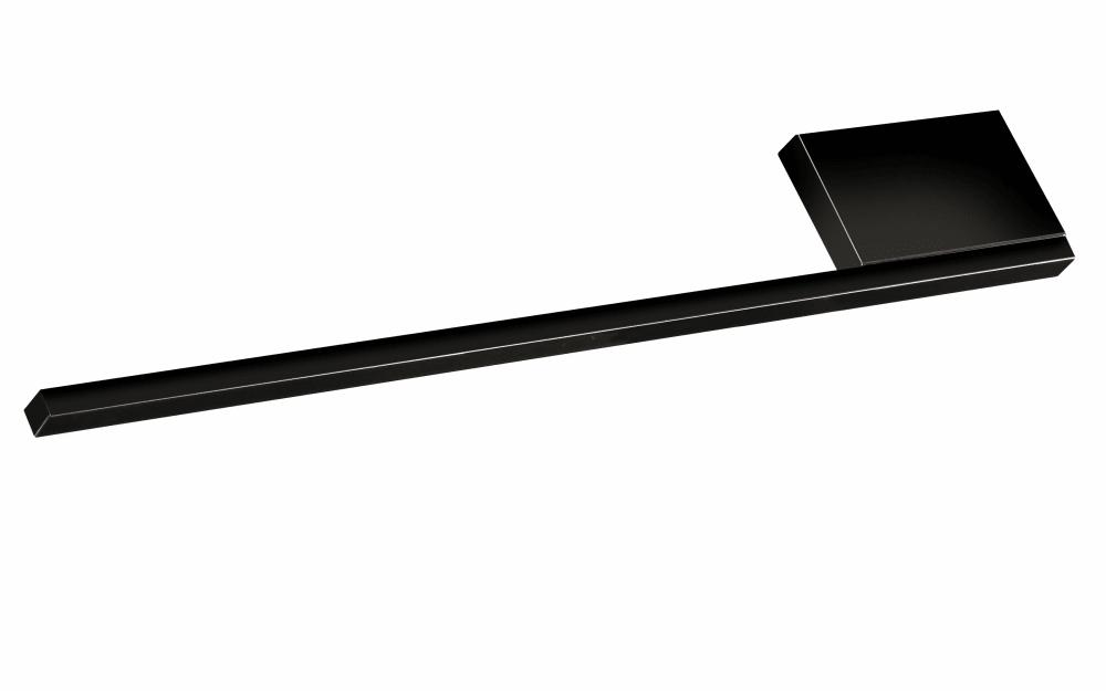 Marlin Handtuchhalter 3400 in schwarz