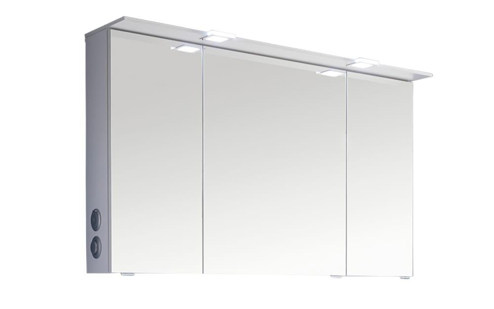 Pelipal Spiegelschrank Solitaire 6025 in weiß