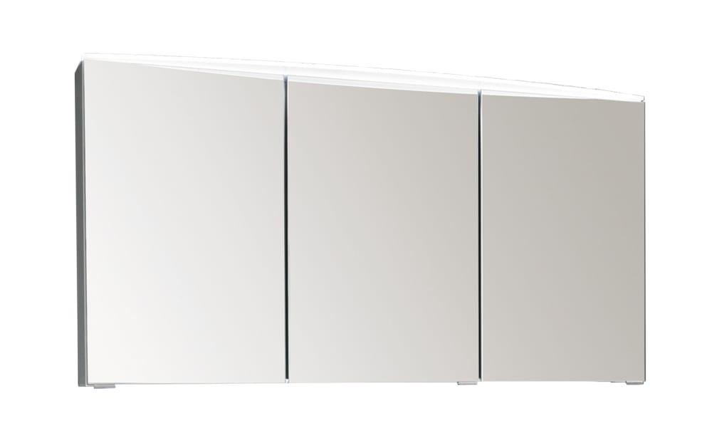 Puris Spiegelschrank Speed in weiß