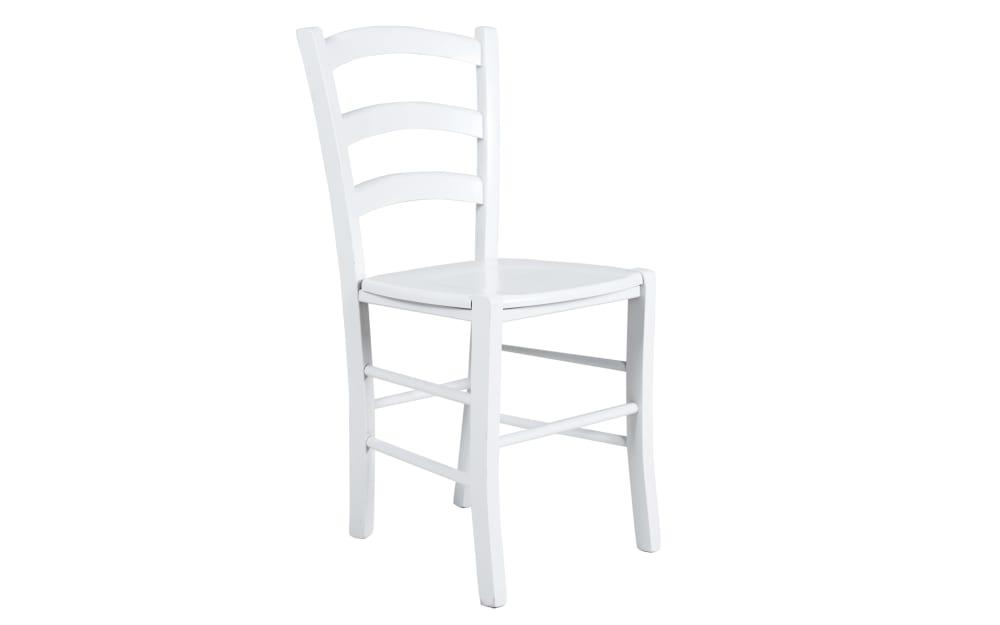 Hela Stuhl Sorrento I aus Buche/weiß