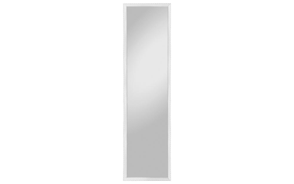 Spiegelprofi Rahmenspiegel Lisa in weiß, 35 x 125 cm