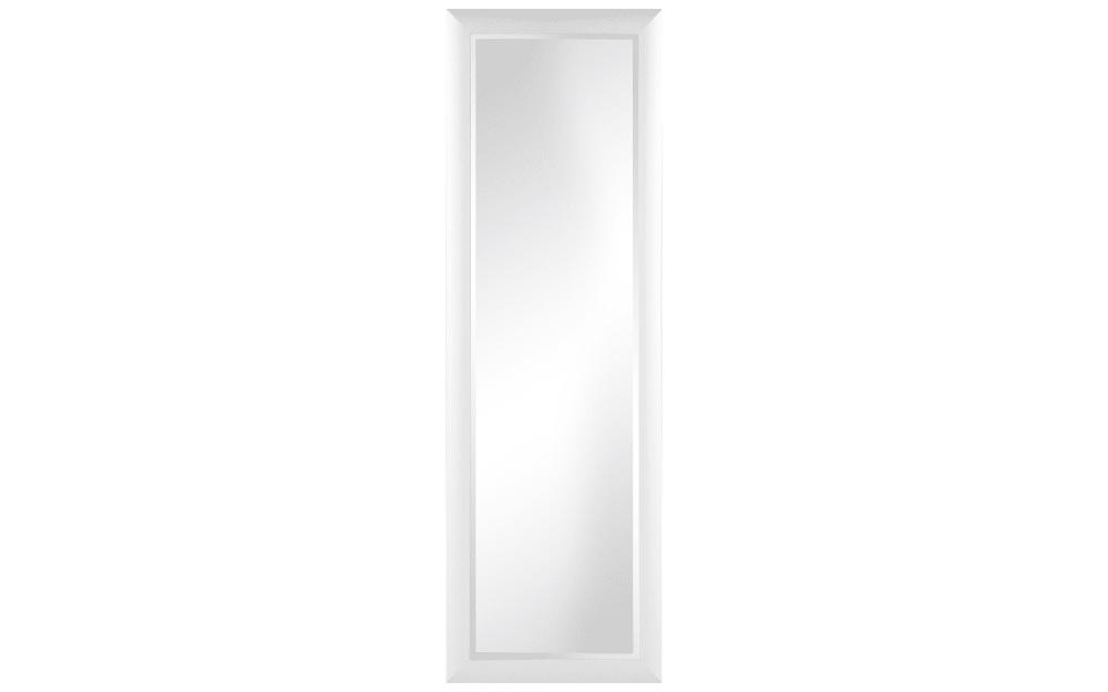 Spiegelprofi Rahmenspiegel Vegas in weiß, 47 x 147 cm