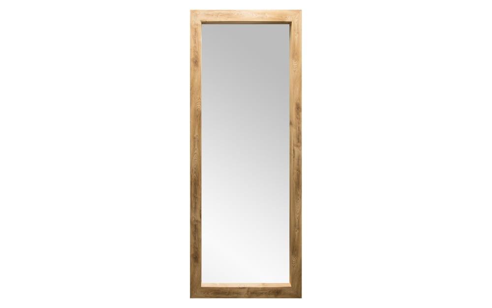 Spiegelprofi Rahmenspiegel Andrea in Eiche, 60 x 160 cm