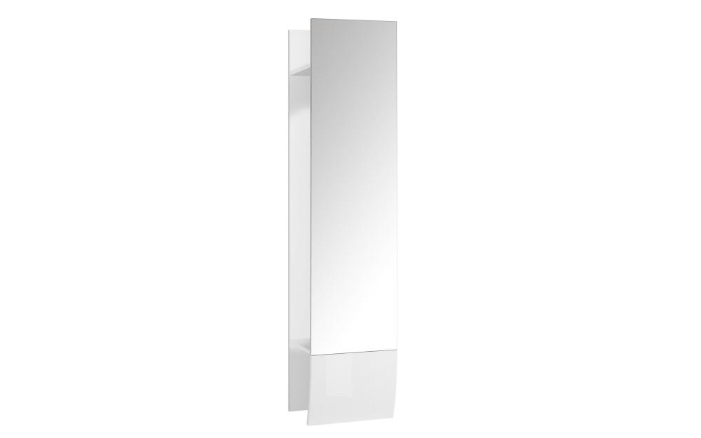 Garderobenpaneel Miramar in weiß