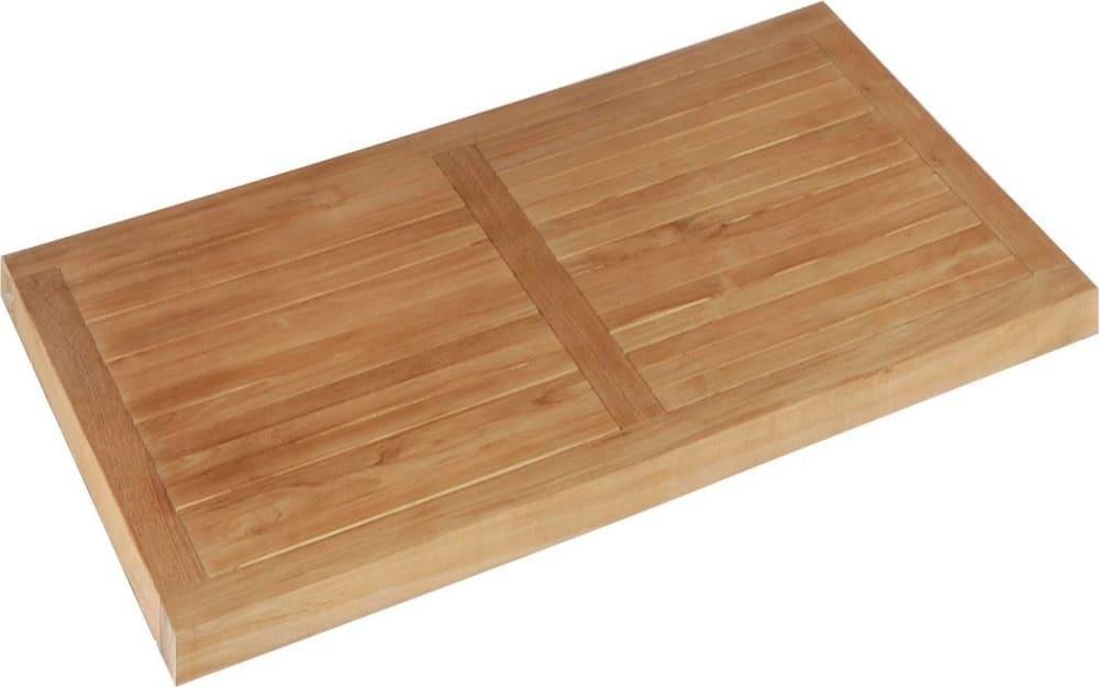 Stern Gartentischplatte Silverstar 2.0 in Teak