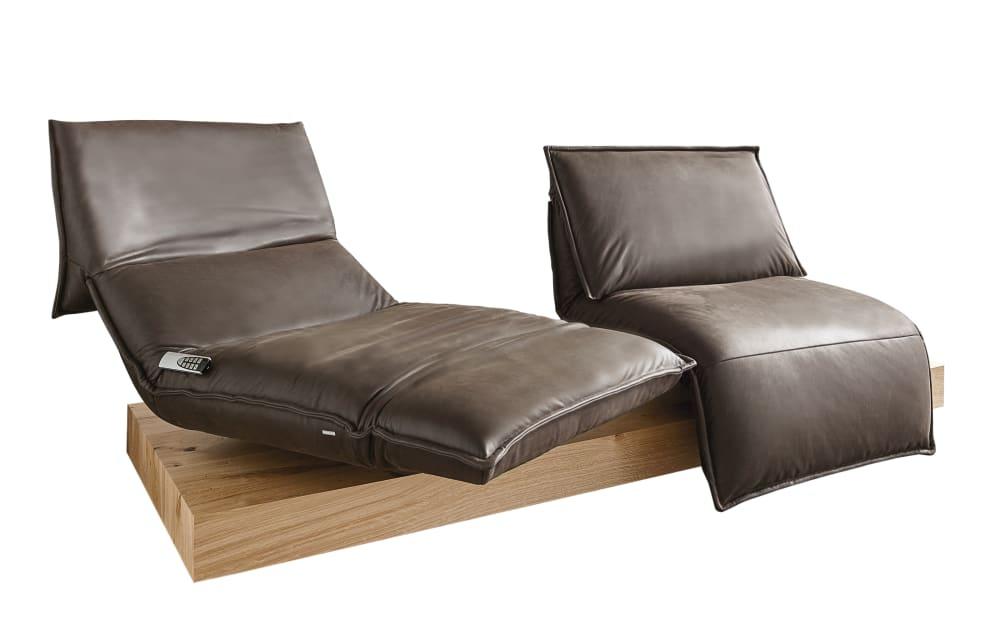 KOINOR Sofa Edit 3 in braun