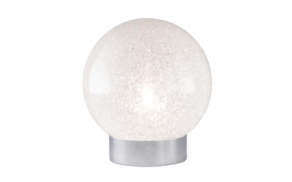 Wofi Tischleuchte Carat mit Kristall-Design