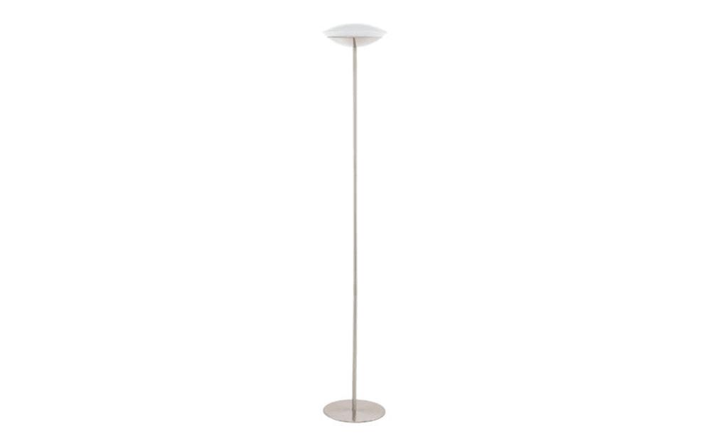 Eglo LED-Standfluter Frattina-C in nickel matt