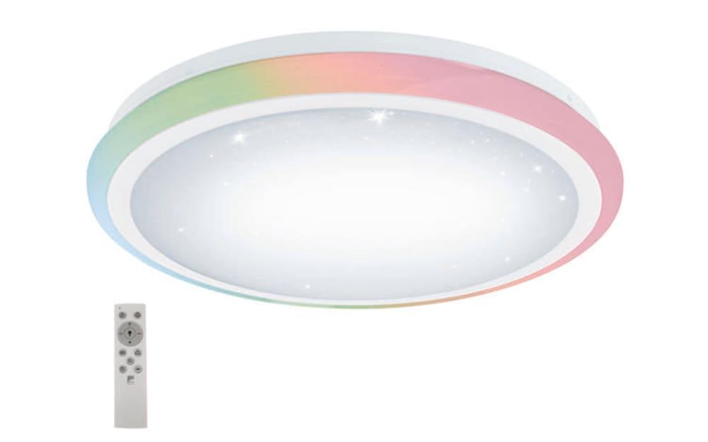 Eglo LED-Deckenleuchte Lipari mit Kristalleffekt, 40 cm