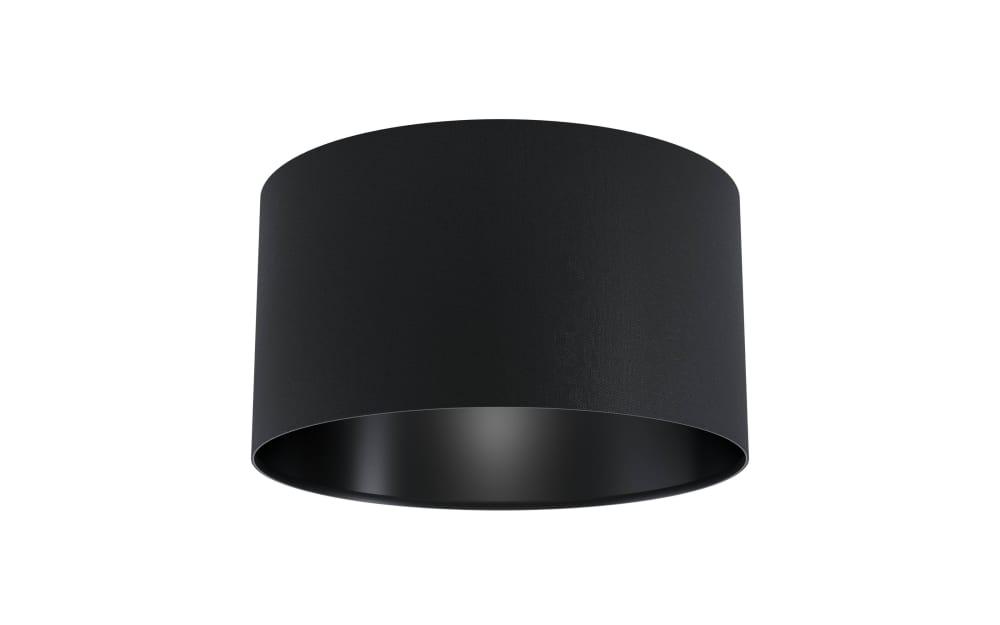 Eglo Deckenleuchte Maserlo 1 in schwarz