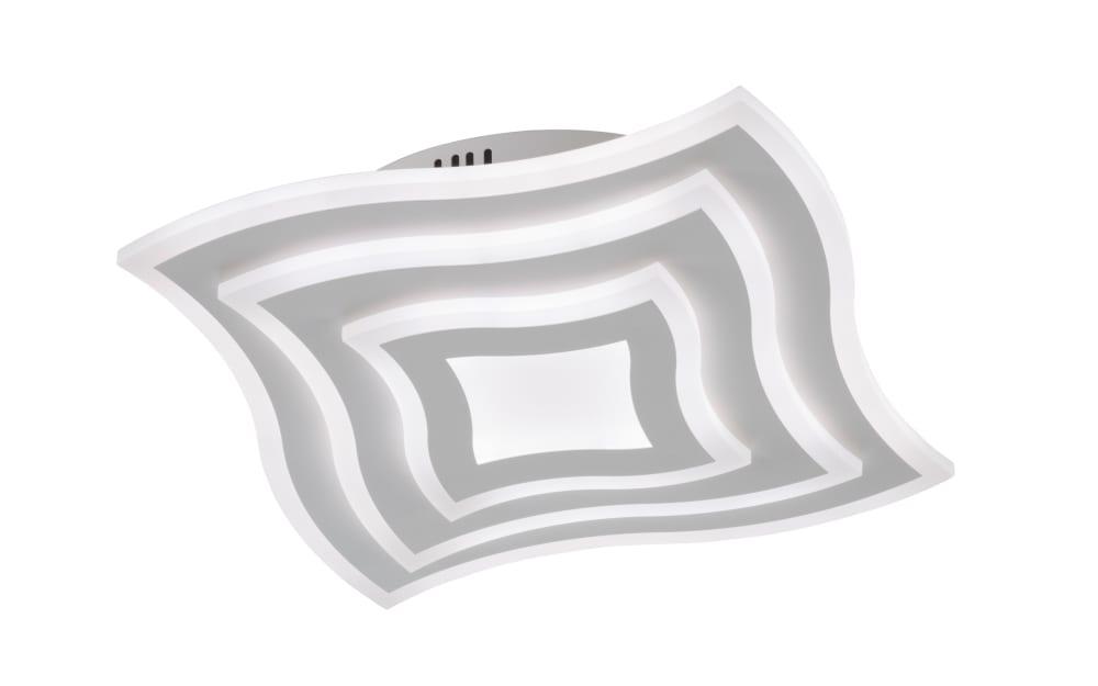 Fischer & Honsel LED-Deckenleuchte Gorden in weiß