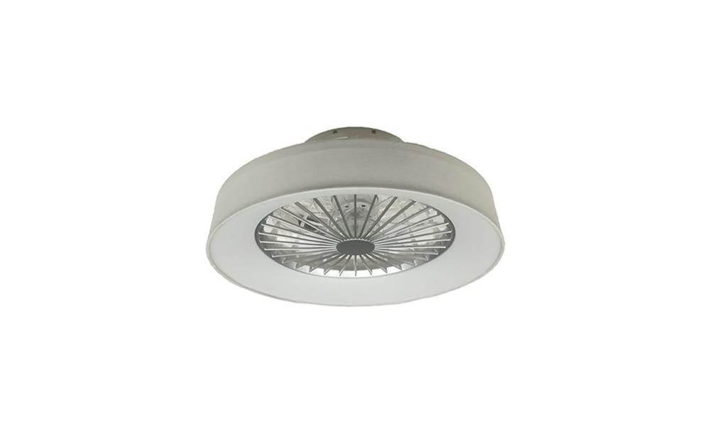 Casa Nova Deckenleuchte/Ventilator Riad in grau