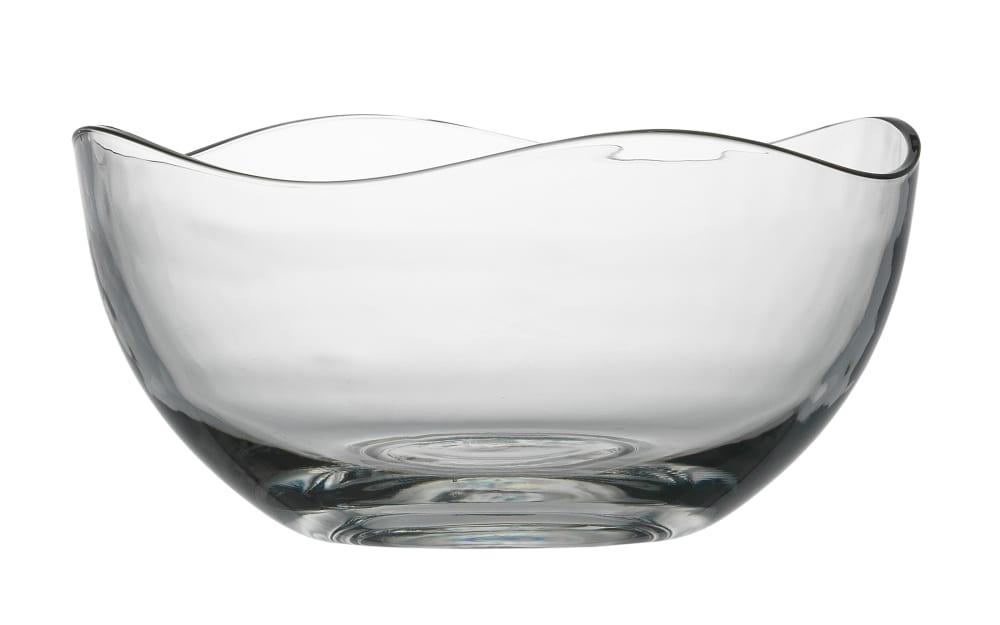 Ritzenhoff & Breker / Flirt Schale Wave in klar, 22 cm