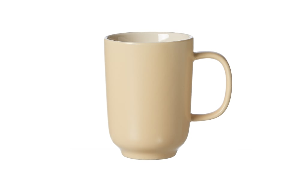 Ritzenhoff & Breker / Flirt Kaffeebecher Jasper in vanille, 320 ml