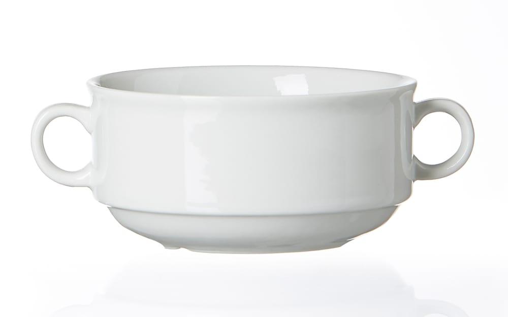 Ritzenhoff & Breker / Flirt Suppentasse Bianco in weiß, 250 ml