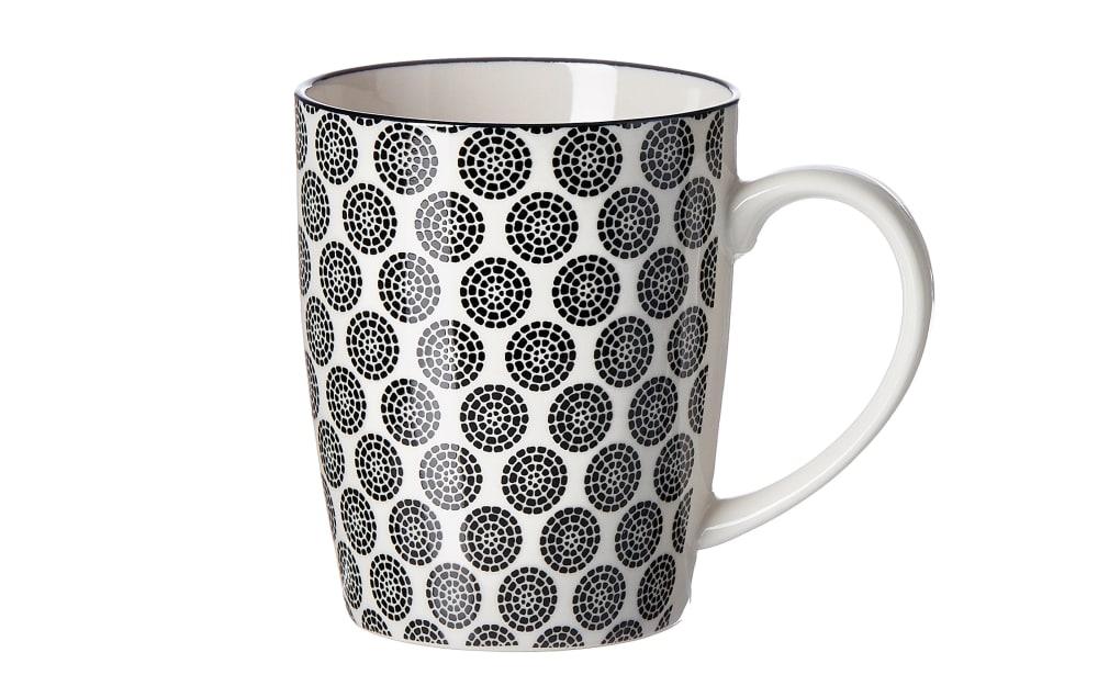Ritzenhoff & Breker / Flirt Kaffeebecher Takeo Circles, 350 ml