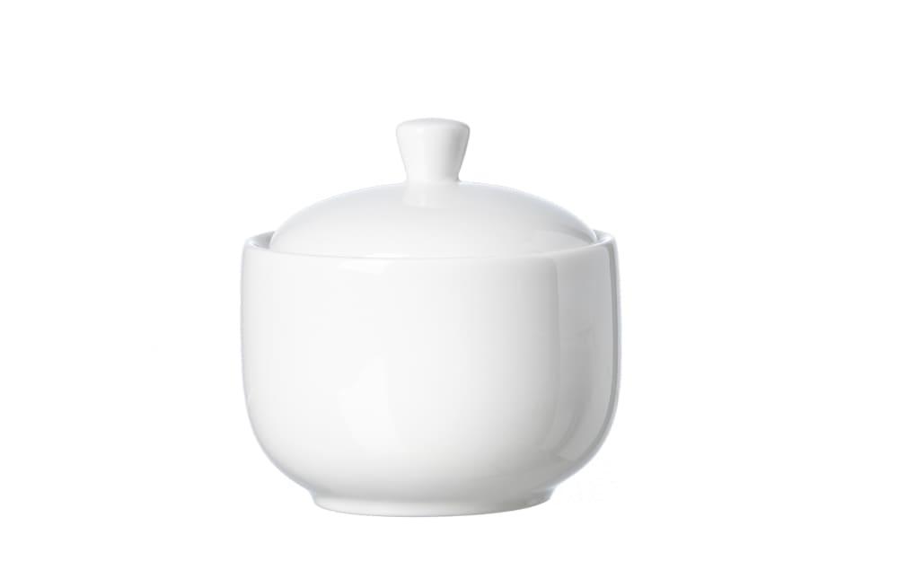 Ritzenhoff & Breker / Flirt Zuckerdose Skagen in weiß, 10 cm