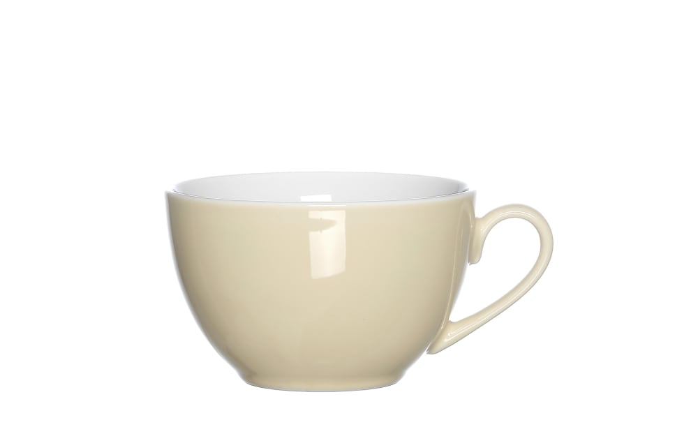 Ritzenhoff & Breker / Flirt Kaffeetasse Doppio in vanilla, 200 ml