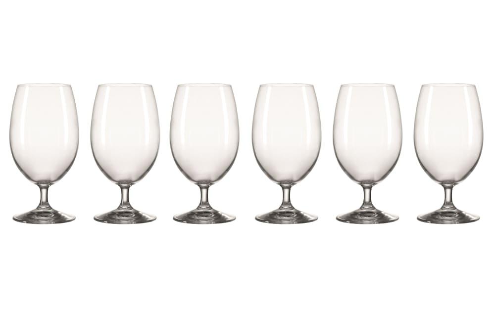 LEONARDO Wasserglas 360 ml Daily, 6-teilig