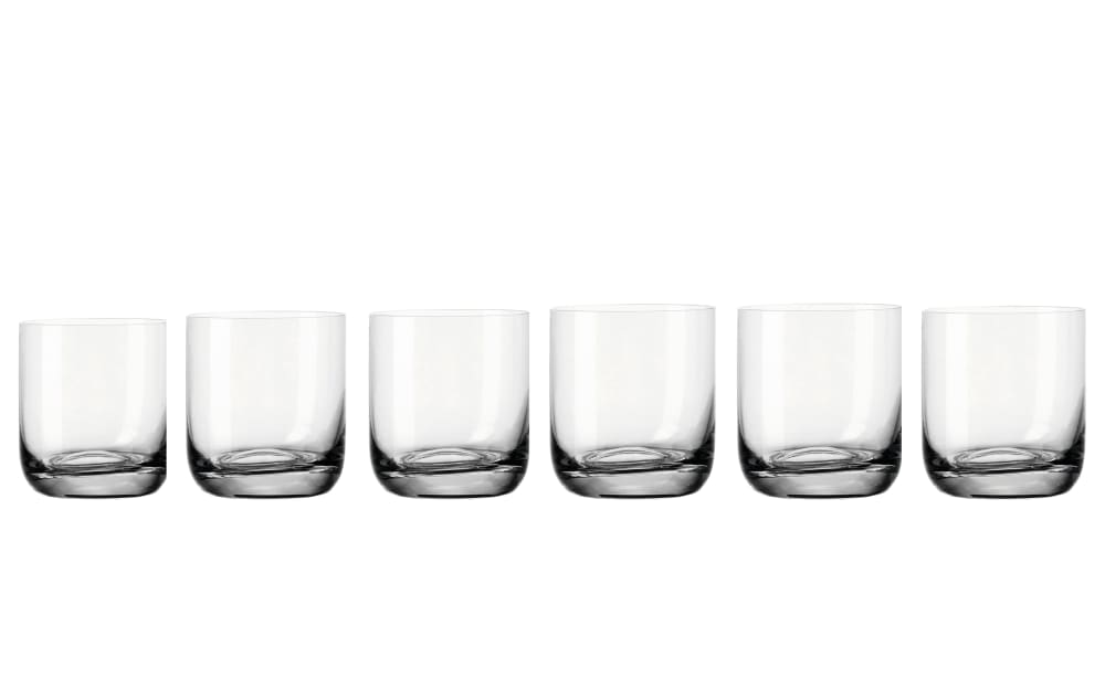 LEONARDO Whiskyglas 320 ml Daily, 6-teilig