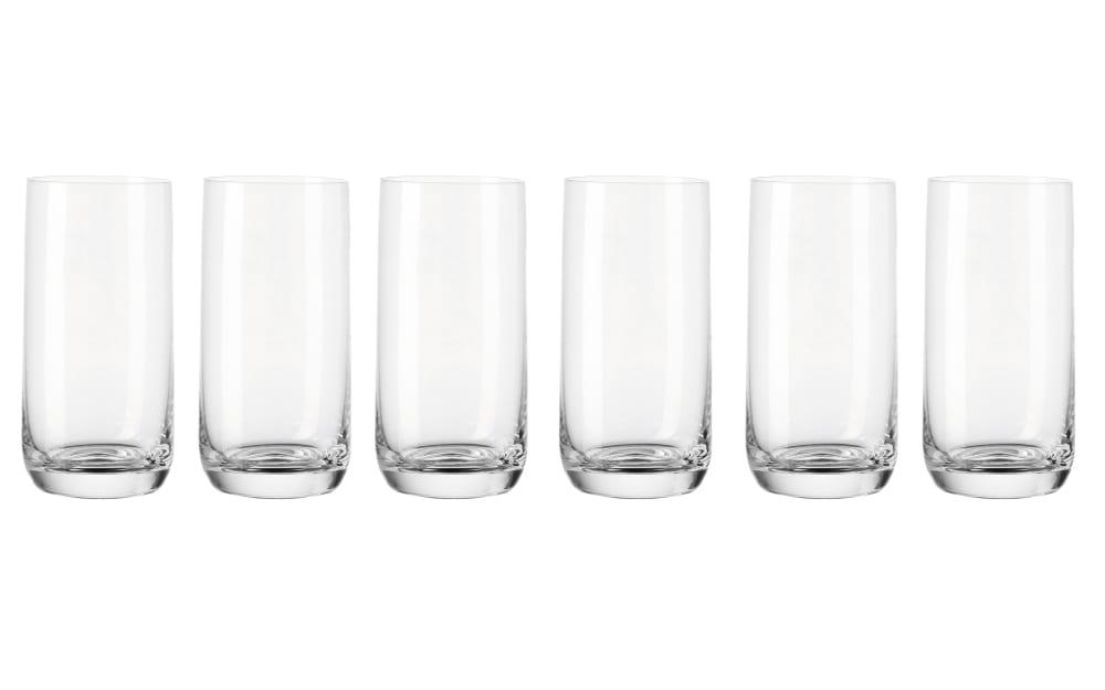 LEONARDO Longdrinkglas 330 ml Daily, 6-teilig