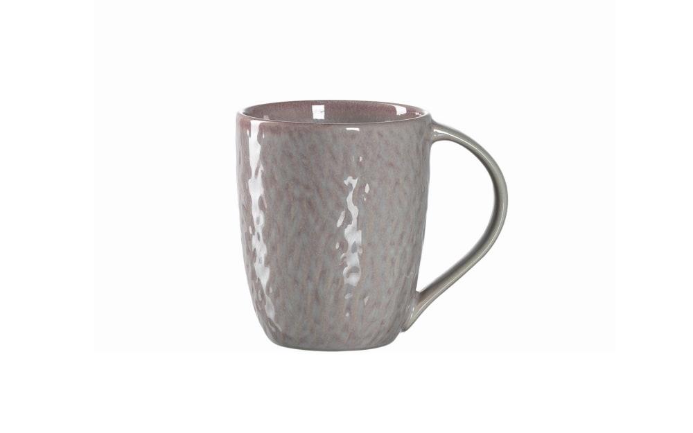 Glas Koch Keramiktasse Matera in rosa, 430 ml