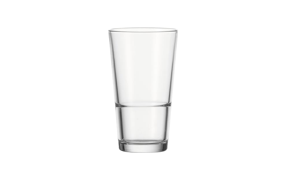 Glas Koch Stapelbecher XL Event, 550 ml